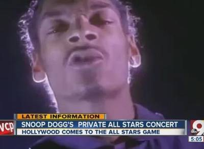 News video: Snoop, Macklemore, Hutcherson to Play in MLB All-Star Legends and Celebrity Softball Game